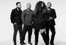 "Coheed And Cambria unveil anthemic new song ""The Gutter"""