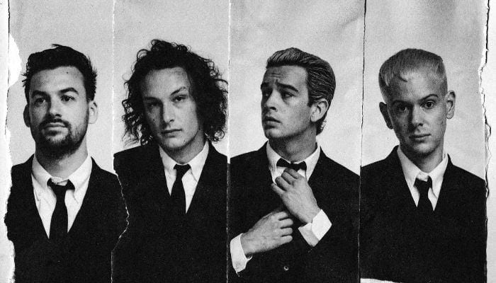 "The 1975 drop ""TooTimeTooTimeTooTime"" about unfaithful relationships"