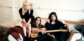 Julien Baker, Phoebe Bridgers and Lucy Dacus form supergroup boygenius