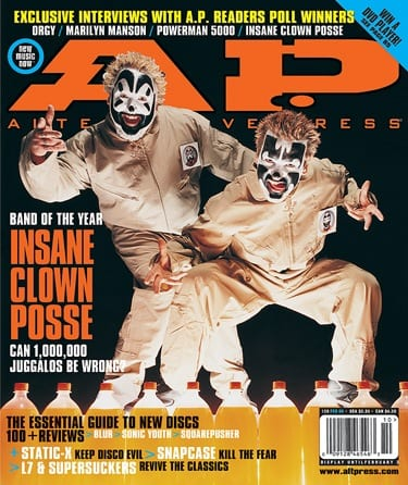 Insane Clown Posse, Issue #139, February 2000