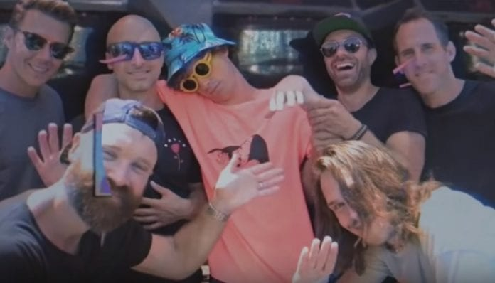 Simple Plan and Don Broco team up for 'Weekend at Broco's'