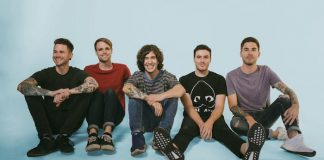 Real Friends announce fall headlining tour