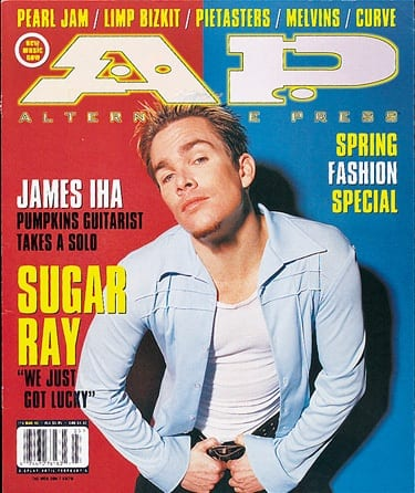 Sugar Ray, Issue #116, March 1998