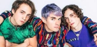 "Waterparks make us miss Warped with ""Peach (Lobotomy)"" video—Watch"