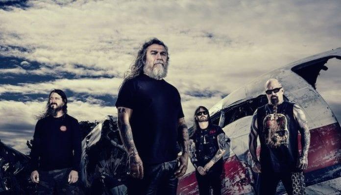 Slayer, 2016