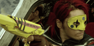 danger days gerard way