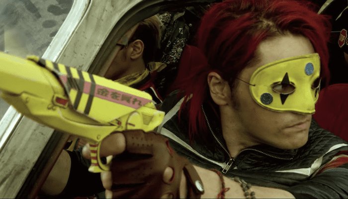 This Danger Days Inspired Cosplay Photo Shoot Is Incredibly Accurate