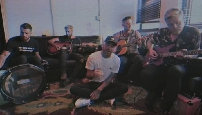 All Time Low Green Room Session