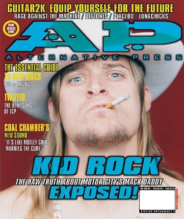 Kid Rock, Issue #133, August 1999