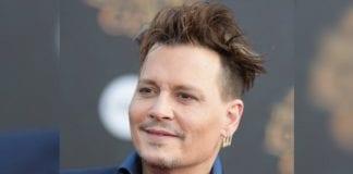 Johnny Depp, 2016