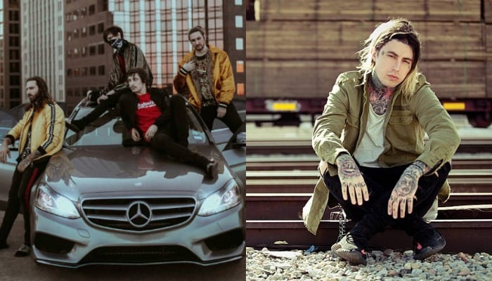 Polyphia totally diss Ronnie Radke with new album announcement