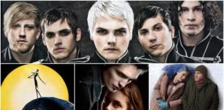 Can you match these emo songs with their pop culture references?