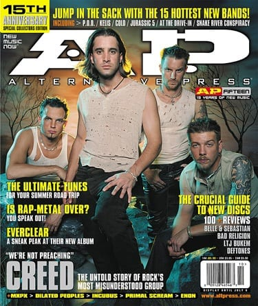 Creed, Issue #144, July 2000