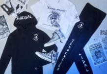 Sucidal Tendencies and Converse fashion collab line