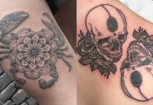 12 super creative zodiac tattoos for each sign to get inspiration from