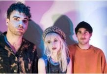 paramore new photo size hayley williams taylor york zac farro