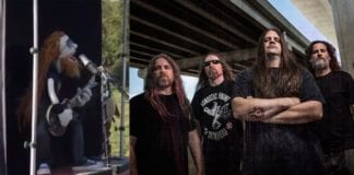 Cannibal Corpse puppet show