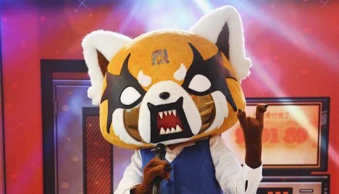 aggretsuko season two