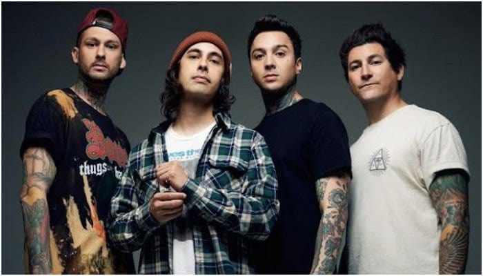 Pierce The Veil frontman teases the band is working on ...