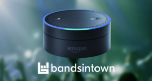 bandsintown and Amazon