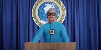 Aquabats MC Bat Commander