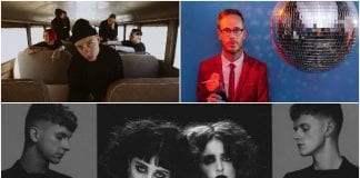 (Photo via Pale Waves // Brian Griffin, Hellogoodbye // Andrew Lee, Sylar)