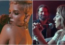 Halsey will appear as herself in Lady Gaga and Bradley Cooper's 'A Star Is Born'