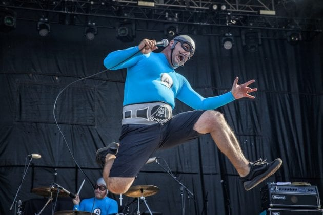 The Aquabats Riot Fest