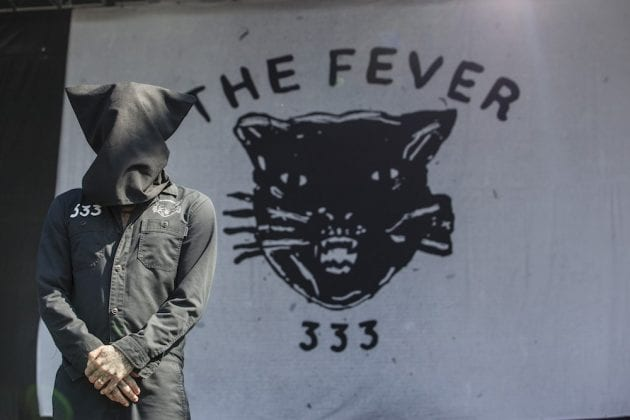The Fever 333 Riot Fest