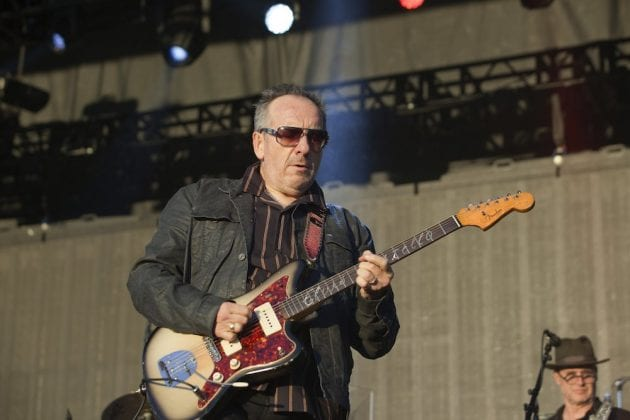 Riot Fest 2018 Sat Elvis Costello and the Imposters