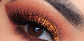 We love this pumpkin spice eyeshadow palette a latte