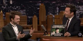 Watch Daniel Radcliffe react to hilarious 'Harry Potter' memes on 'Fallon'