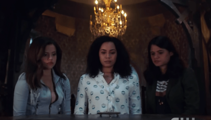 'Charmed' reboot has a real Latinx witch on its writing team