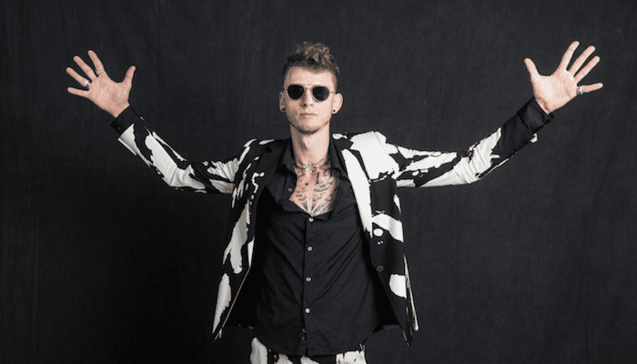 Machine Gun Kelly Ditches Material For Fourth Album Starting From