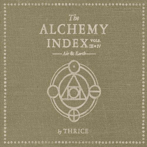 Thrice - 'The Alchemy Index Vols. III & IV'