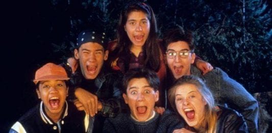 'Are You Afraid Of The Dark?' is getting its own movie