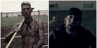 Machine Gun Kelly and Eminem