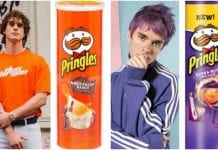 Bands As Pringles