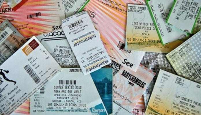 Ticketmaster denies ticket scalping scandal accusations coronavirus live events