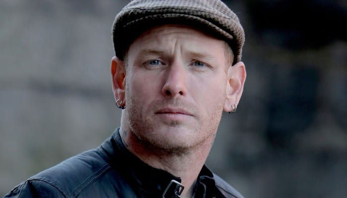"""Slipknot vocalist Corey Taylor has the """"itch"""" to write next book"""