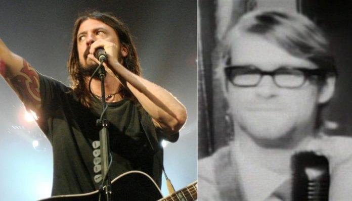 Dave Grohl, Kurt Cobain