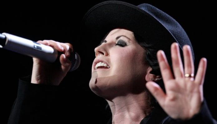 The Cranberries' Dolores O'Riordan