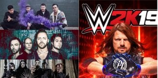 WWE 2K19 soundtrack
