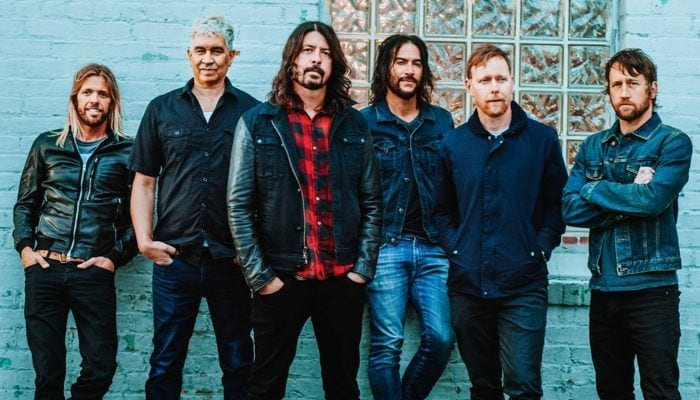"Foo Fighters are ""ready to take a break,"" says Dave Grohl"