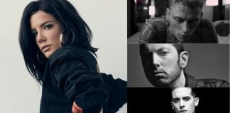 Halsey, Machine Gun Kelly, Eminem, G-Eazy