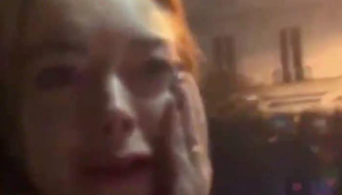 Lindsay Lohan punched in face trying to kidnap homeless kids