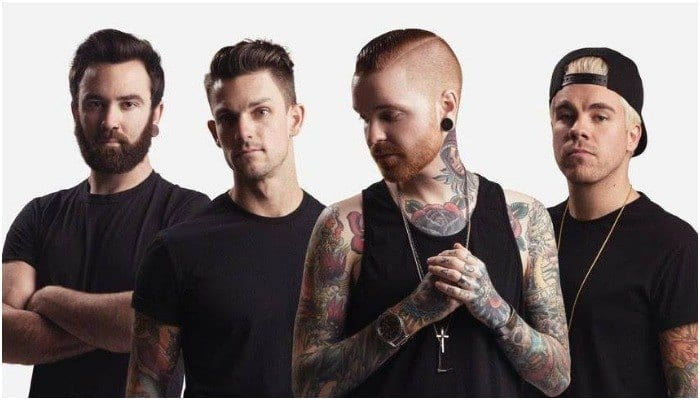 Klip: Memphis May Fire  The Old Me