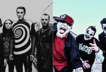 Motionless In White, Twiztid
