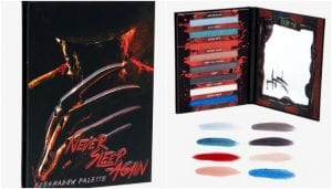 Hot Topic Is Selling Eyeshadow Palettes Inspired By Slasher Icons