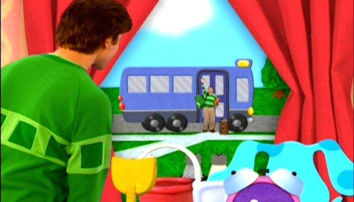 Blues Clues Revival Set To Rekindle Our Long Lost Childhood With